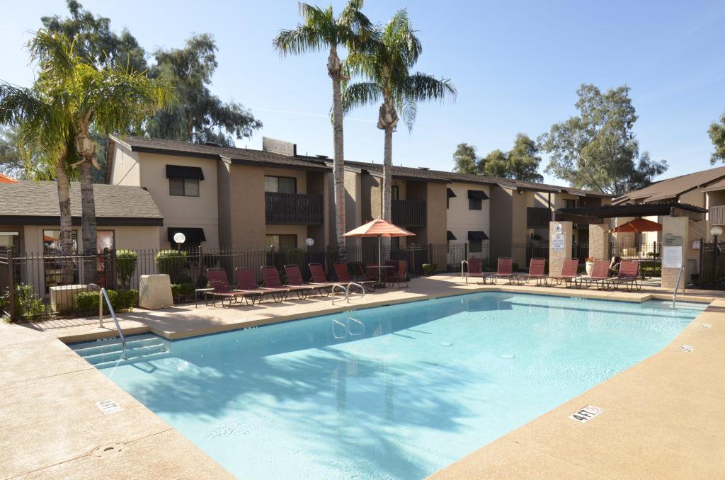 Park Ridge Apartment Complex in Phoenix, AZ